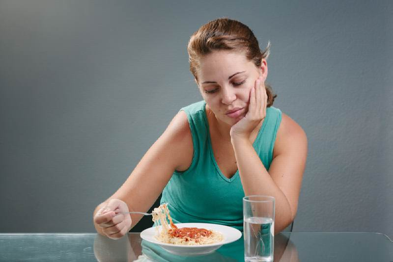 Poor nutrition- Causes of Muscle Twitching