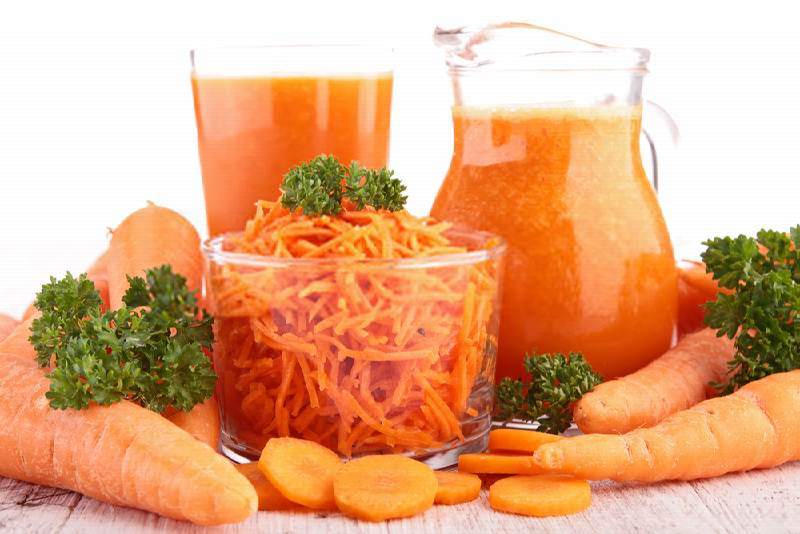 How to Make Carrot Juice