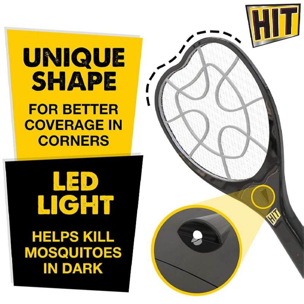 HIT Anti Mosquito Racquet Features