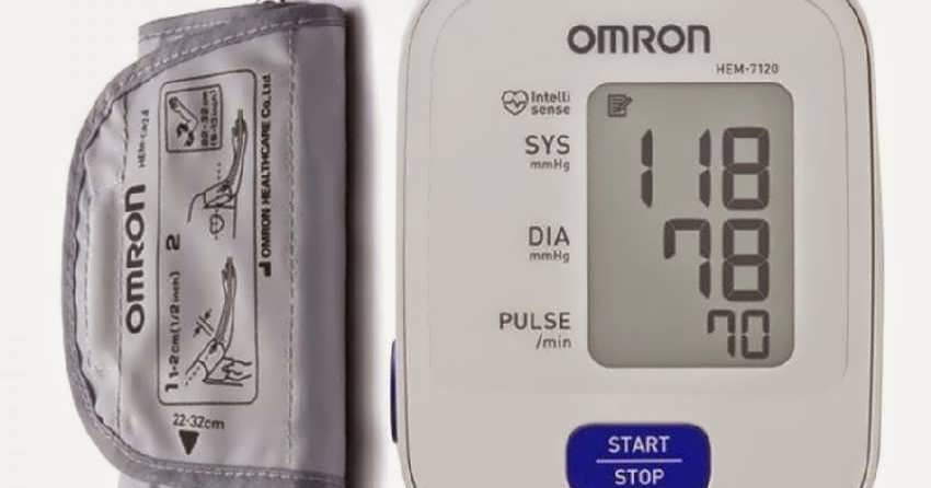 Omron HEM 7120 Automatic Blood Pressure Monitor Review