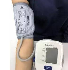 Omron HEM 7120 Blood Pressure Monitor Review 2