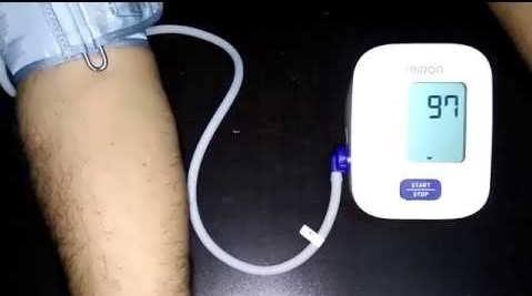 Omron HEM 7120 Blood Pressure Monitor Review