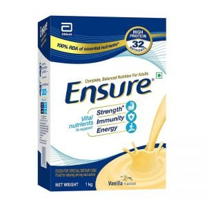 Ensure Complete, Balanced Nutrition drinks for adults