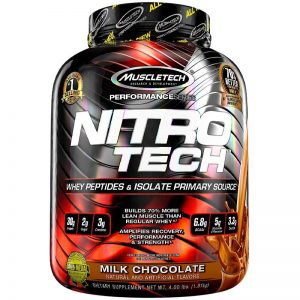 MuscleTech NitroTech Performance Series