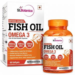 St.Botanica Fish Oil Omega 3