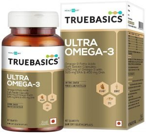TrueBasics Ultra Omega Fish Oil