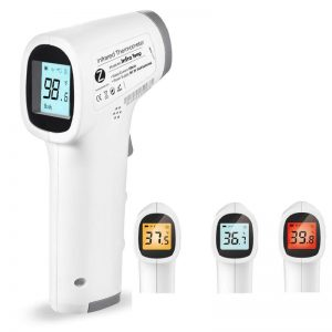 Zoook InfraTemp Forehead Non-Contact IR Thermometer
