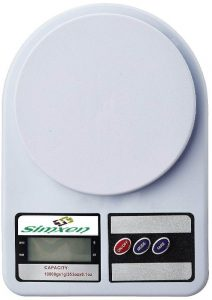 Simxen Electronic Digital Kitchen scale