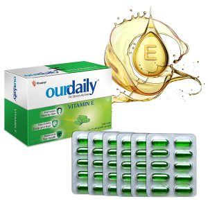 Ourdaily 400mg Supplements